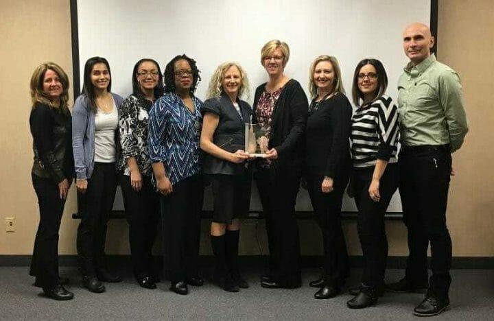 Thorpebenefits client wins wellness award